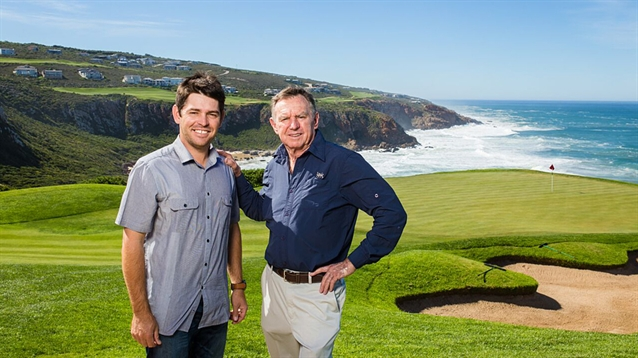 Louis Oosthuizen enters golf design industry with Matkovich partnership