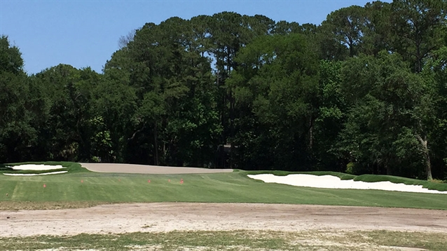 Ocean Course at Sea Pines Resort on schedule for October reopening