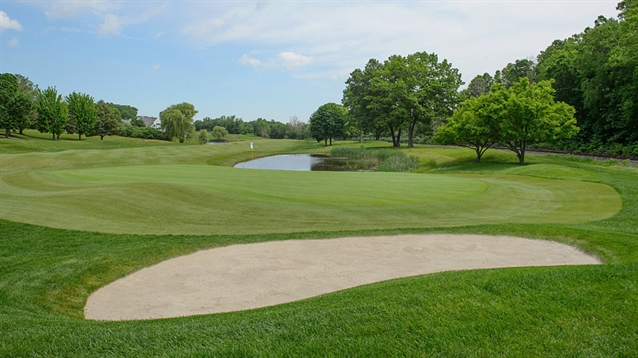 Renovation work complete at TPC River Highlands