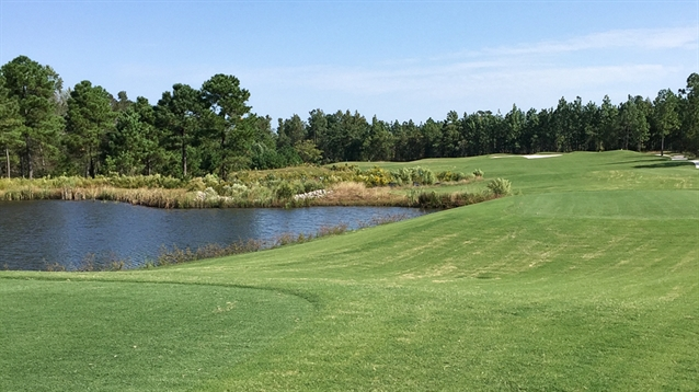 Compass Pointe course in North Carolina opens for play