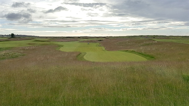 Carnoustie Golf Links begins preparation for 2018 Open