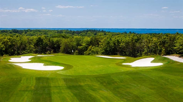 The Cape Club course nears reopening following reconstruction work