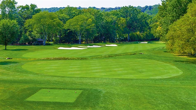 Tillinghast's design elasticity on display at Baltusrol Golf Club