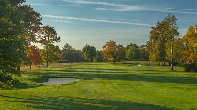 Stephen Kay completes renovation work at the East Orange Golf Club