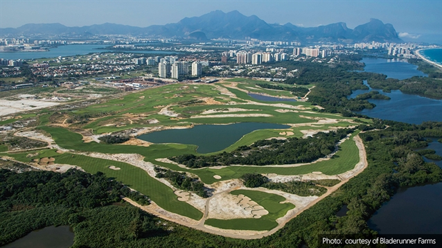 Golf readies itself for long-awaited Olympic return