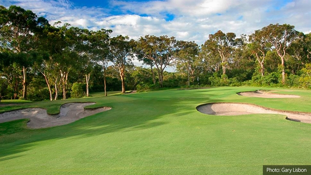 Bob Harrison leading new project at Newcastle Golf Club in Australia