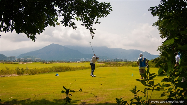 Rio Olympic course recognised by Golf Environment Organization