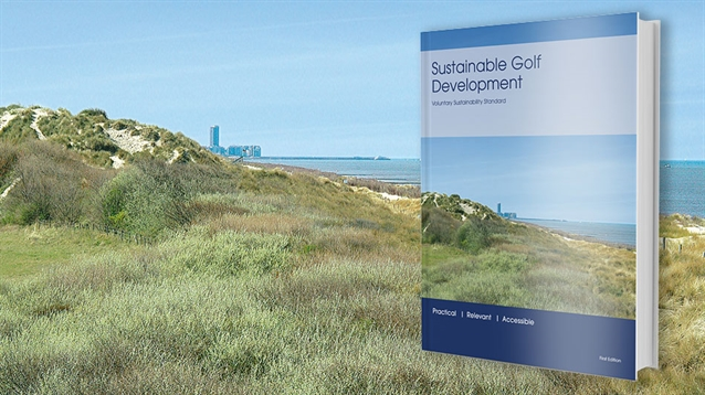 Sustainability standard established for golf industry's development
