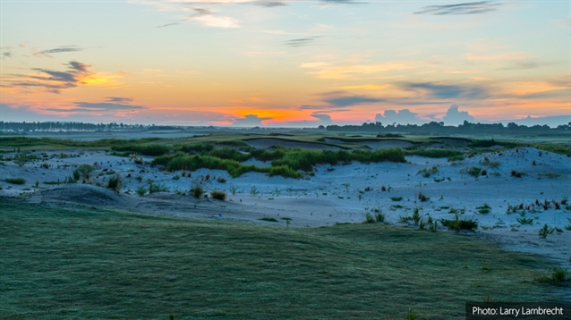 Construction of Streamsong Black course is well underway