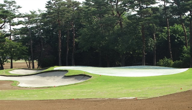 Next stop for Olympic golf: Kasumigaseki East