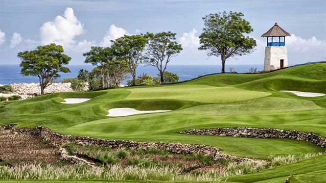 New par-three course to officially open in Bali this October