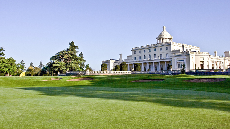Renovations to Alison nine at Stoke Park to commence this November