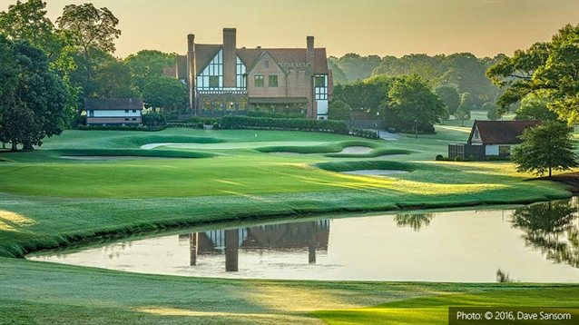 Minor alterations at East Lake ahead of 2016 Tour Championship