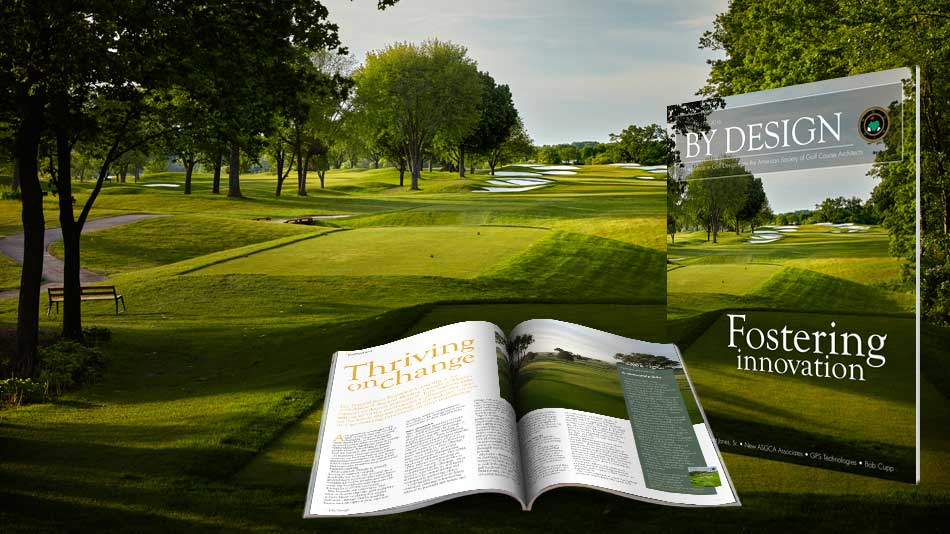 Fall 2016 edition of ASGCA's By Design magazine now available