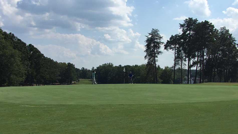 Jamestown Park course reopens following greens renovation project