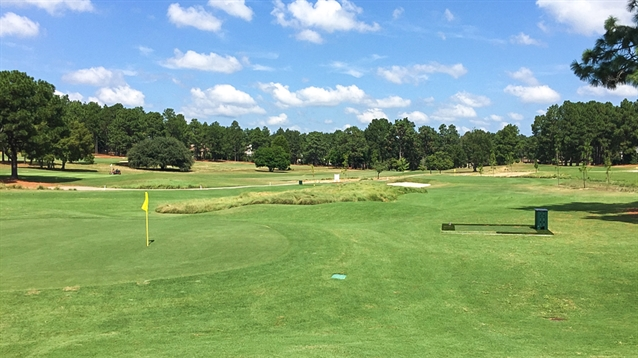 Bottlebrush course at Longleaf Golf & Family Club opens for play