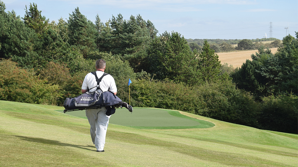 Houghton-Le-Spring short game facility gets all-weather greens