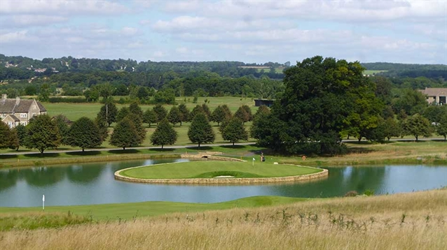 Cumberwell Park opens new nine hole par three course