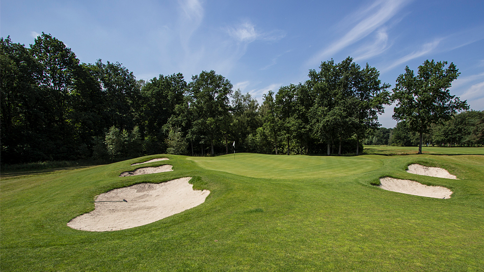 First phase of Rinkven International GC project reaches completion