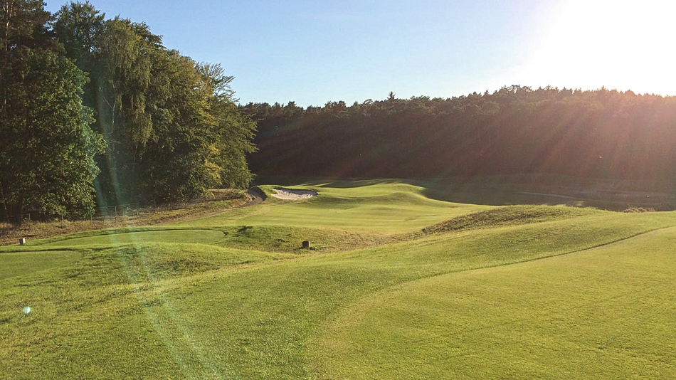 Nine-hole course to open this weekend at Przytok Golf & Resort