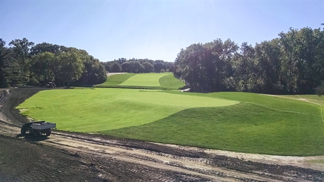 Hills & Forrest redesigning two holes at Highland Meadows Golf Club