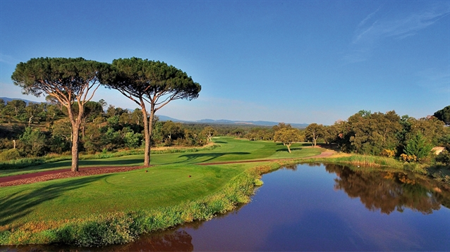 Renovating one of Europe's most exclusive courses