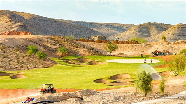 New 18-hole layout to open in Las Vegas next spring