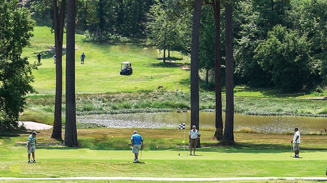 Jeff Brauer leads redesign of Southern Hills Golf Club course
