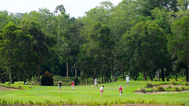 Laguna Golf Bintan course reopens following 12-month renovation project