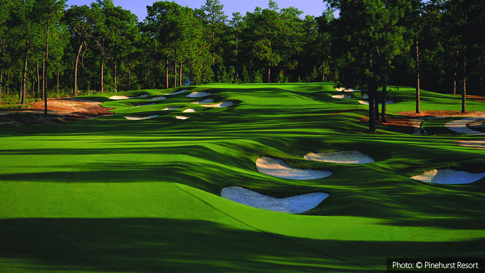 Pinehurst brings in Hanse to restore No. 4 and build new short course