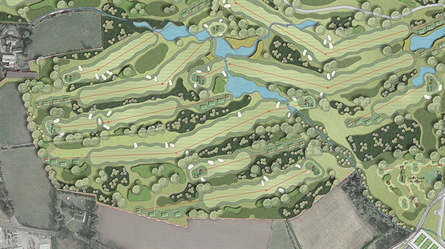 David Jones set to finalise plans for new Northern Ireland course