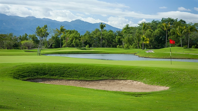 New golf course opens at Mexico's Vidanta Nuevo Vallarta resort