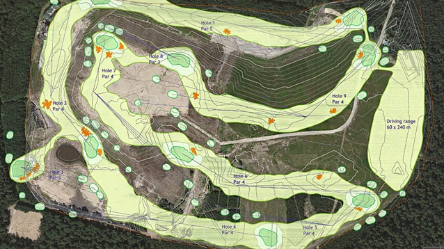 How nine hole courses could get golf back into cities