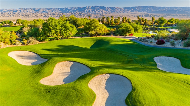Bunker renovation work completed on Desert Willow's Firecliff course