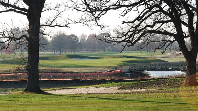 Greg Martin's reworking of Oak Meadows course nears completion