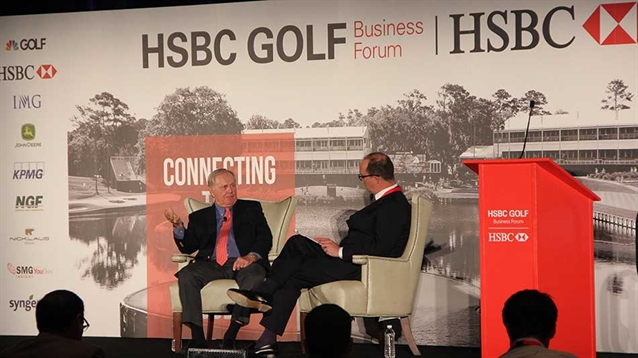 Nicklaus calls for golf to capitalise on its global potential