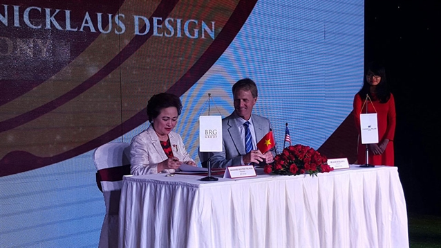 Nicklaus Design hired to create three new courses in Vietnam
