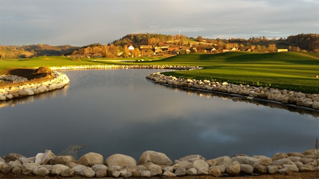 New golf resort in the Czech Republic prepares for grand opening