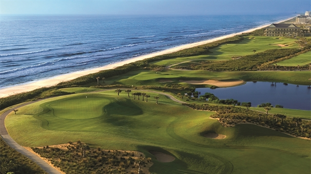 Nicklaus Design to restore Ocean Course at Hammock Beach Resort