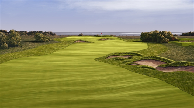 Hansen, Fjällman and Himmel appointed for Golf Club Sylt redesign