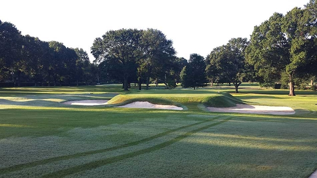 Kris Spence completes restoration of historic Memphis CC course