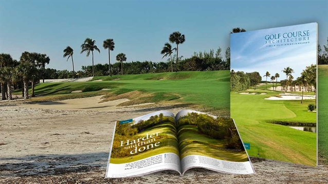 Issue 47 of Golf Course Architecture is out now