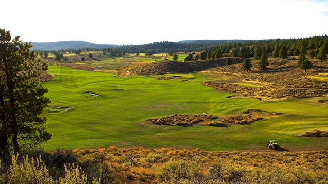 Reversible course set to open in Oregon this summer