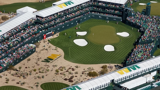 New sustainability standard piloted at this year's Phoenix Open