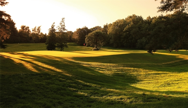 The Sacred Eighteen at Royal Worlington and Newmarket GC