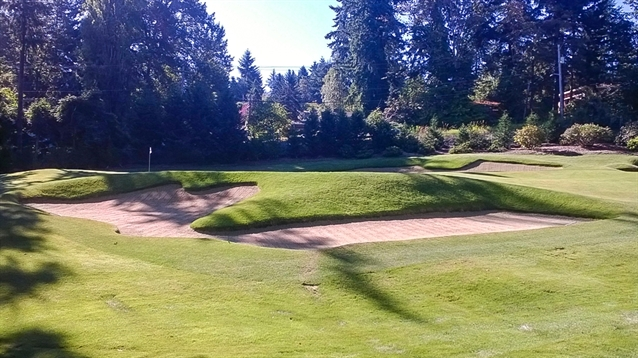 Second phase of restoration work commences at Inglewood Golf Club
