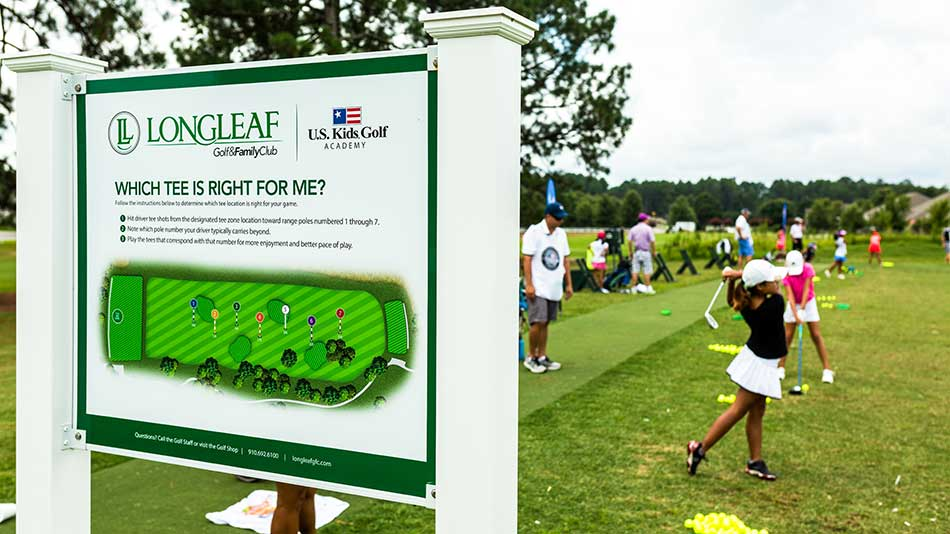 ASGCA Foundation introduces new Longleaf forward tee initiative