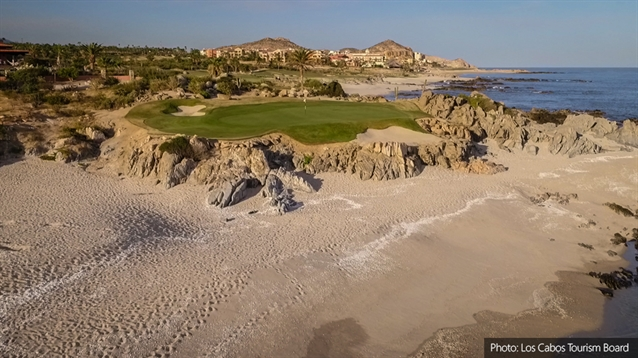 Bunker renovation work completed at Cabo Del Sol's Ocean Course