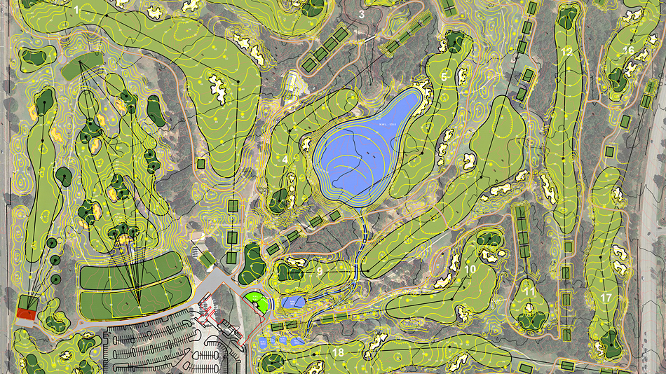 Chester W Ditto course closes for redesign and renovation project