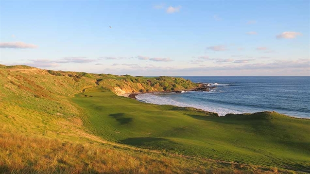 Acclaimed Cape Wickham course is put up for sale